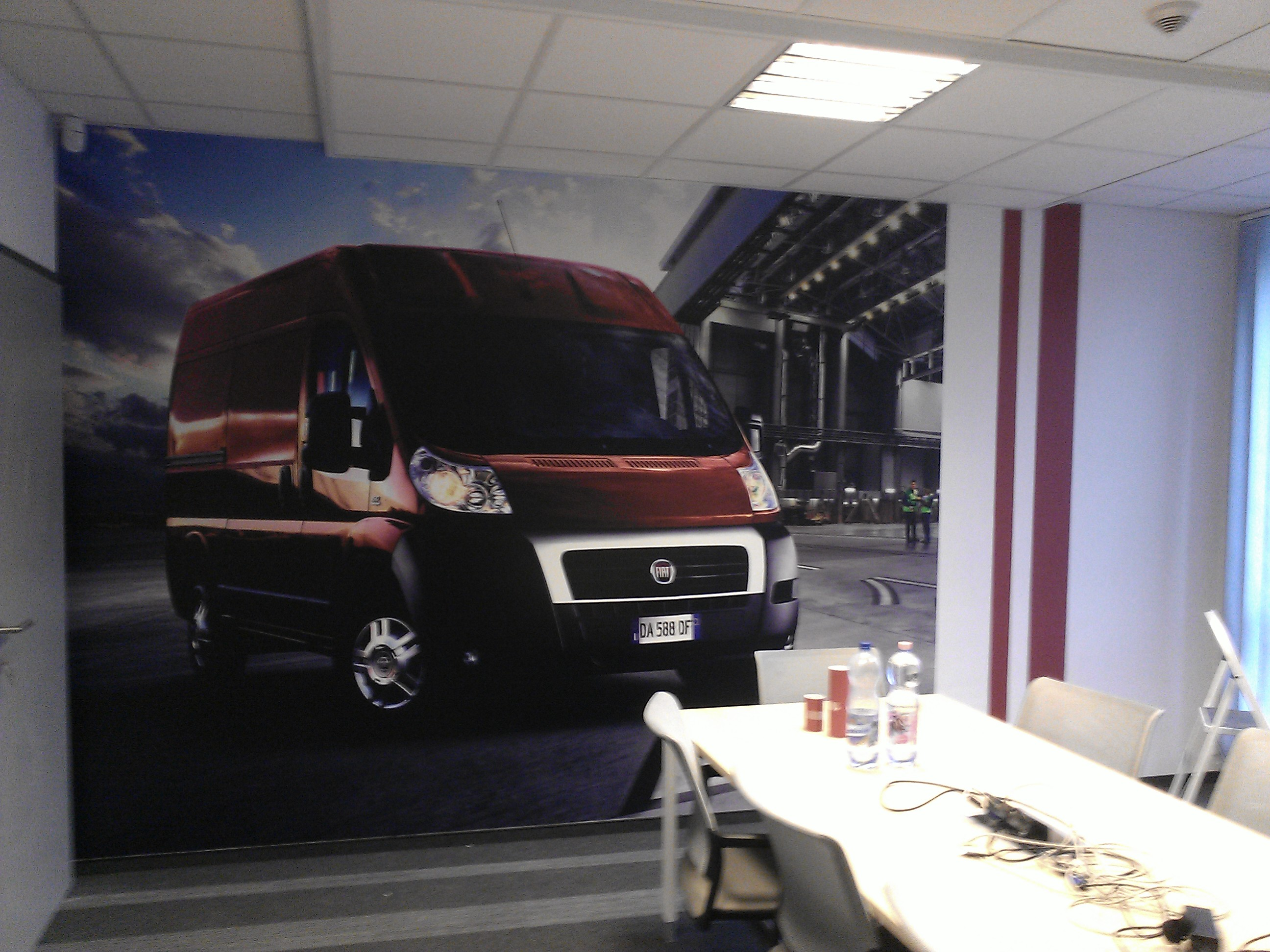 wall graphics SAV